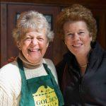 Ann Billings and Lynn Lord