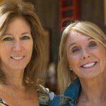 Cindy Tamburro and Maggie Burke
