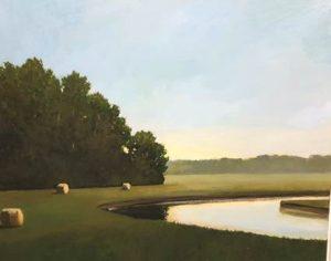 Jonathan MacAdam Painting