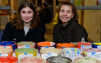 "The Cambridge School of Weston's (CSW) ""Empty Bowls"" Fundraiser"